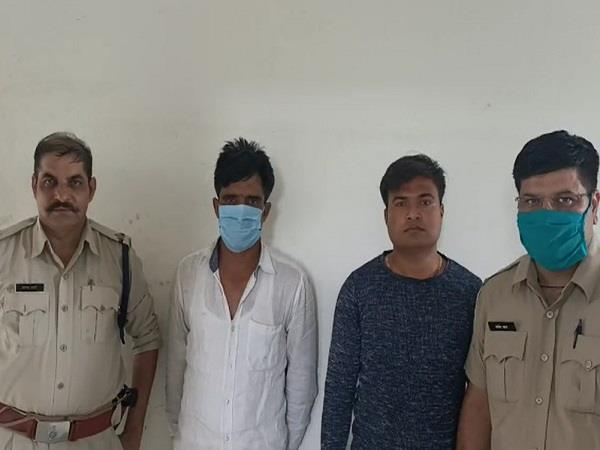 rajasthan police jawan arrested for smuggling drugs