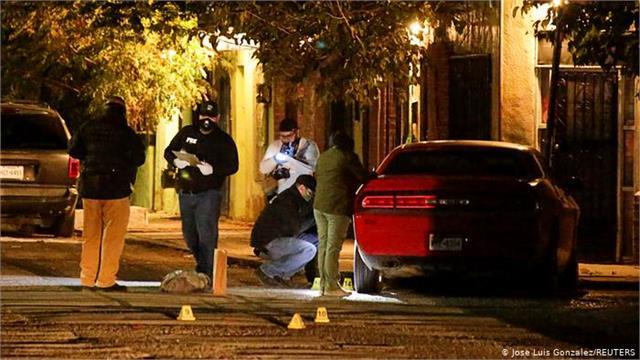 mexico journalist murdered in ciudad juarez