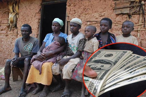 help rich people save millions from famine