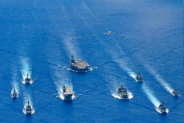india will do military exercises with bangladesh