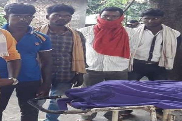 the speeding truck crushed the sap jawan who was patrolling