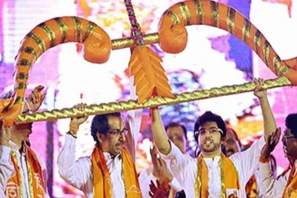 shiv sena tradition will break on dussehra