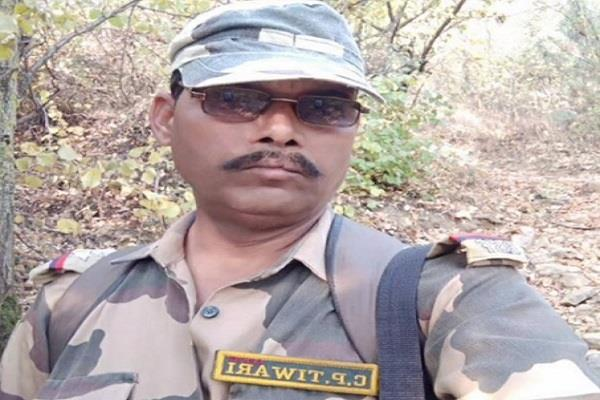 suspected death of bsf jawan posted in jammu