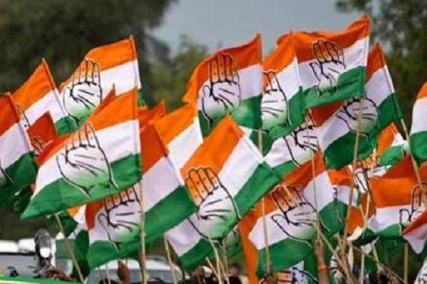 congress targets nitish government