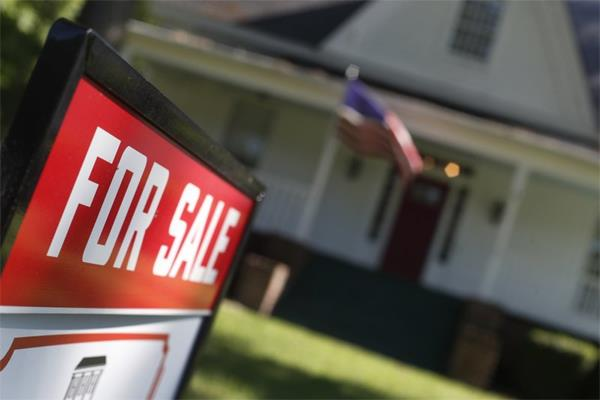sales of homes in eight major cities declined by 57 in