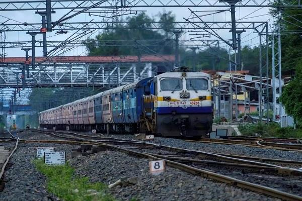 a dozen new trains will pass through ambala cantonment station from 15