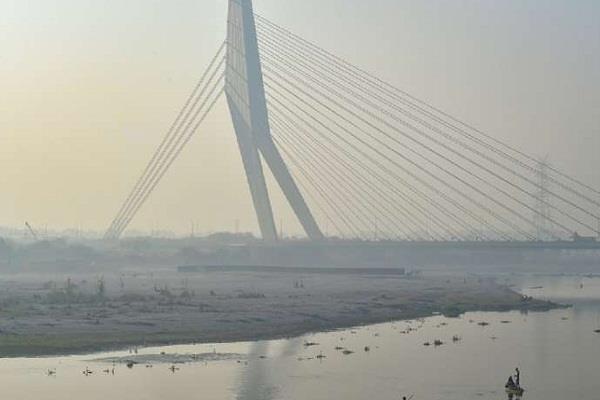 delhi air is very bad