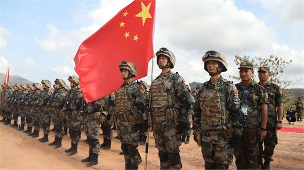 china forces prepare for possible military invasion of taiwan