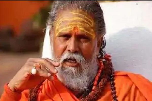 maharashtra government is insulting sage saints mahant narendra