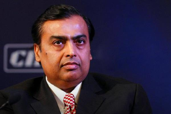 mukesh ambani became the richest indian 13th consecutive year