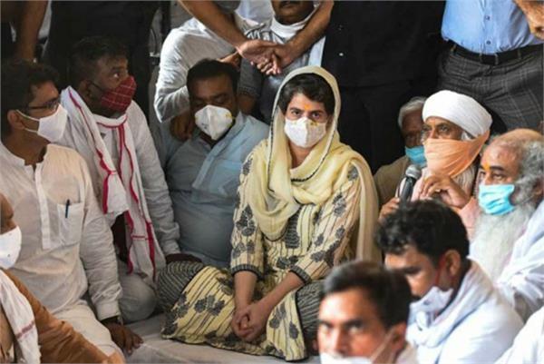 hathras victim deserves justice not slander priyanka gandhi