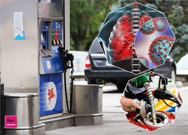 बाइक या स्कूटी पर बैठे-बैठे पैट्रोल भरवाने वाले हो जाए अलर्ट, फेफड़े हो सकते हैं खराब