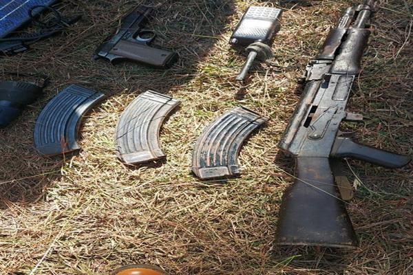 the hideout of terrorists in mendhar busted