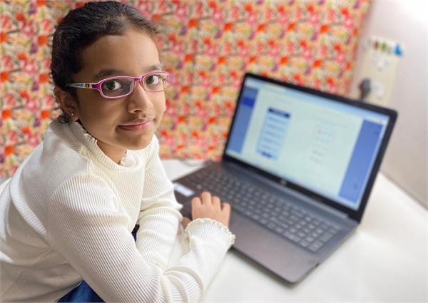 Inspiring Story: 8 साल की बच्ची ने बनाया बहन की मदद के लिए APP, जिसकी हो रही जमकर तारीफ