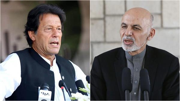 pakistan to strengthen ties with afghanistan pm imran khan