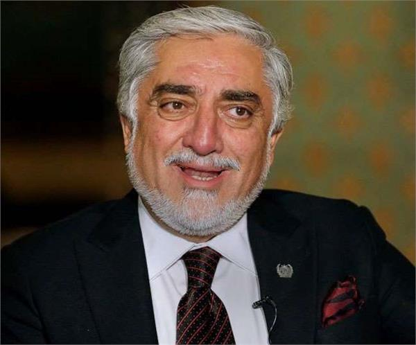 abdullah abdullah said taliban will have to leave the path of violence