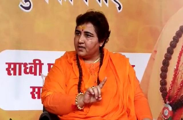 sadhvi pragya said on love jihad