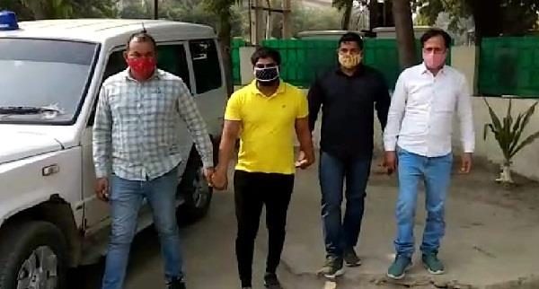 accused of bhanwar murder case arrested to avenge death of brother in law