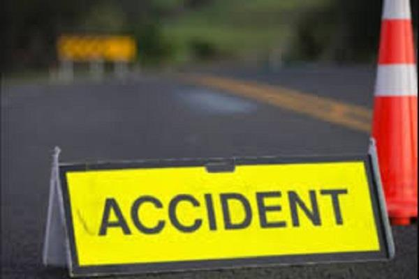 shivhar drunken youth lost control road accident killed