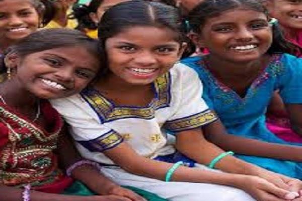 up a campaign will be launched to benefit eligible girls