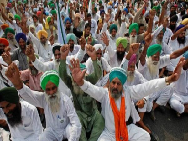 rail movement in punjab severely affected as farmers movement continues
