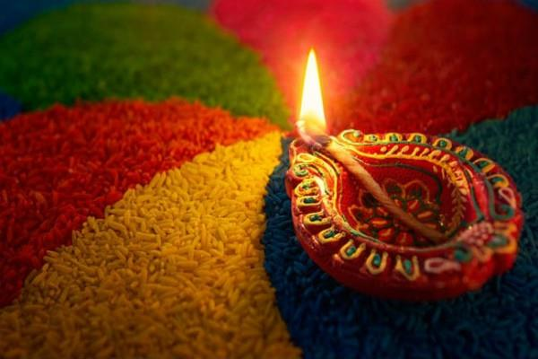 on diwali houses will be illuminated with lamps made of cow dung