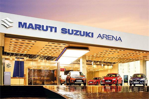 maruti s bumper offer for government employees getting special discounts