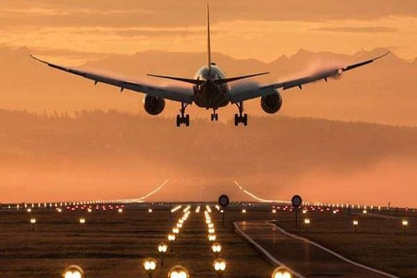 domestic air passengers was 39 43 lakh in september
