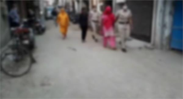faridabad racket busted in ballabhgarh