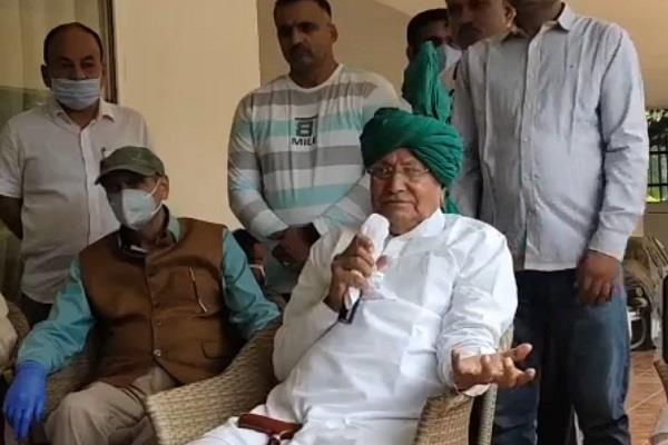 baroda by election op chautala to contest on 23 himself