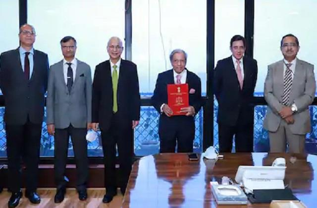 15th finance commission report ready
