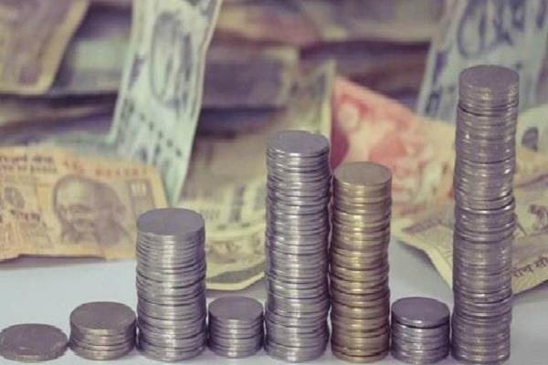 the rupee lost initial gains losing five paise to 73 36 per dollar