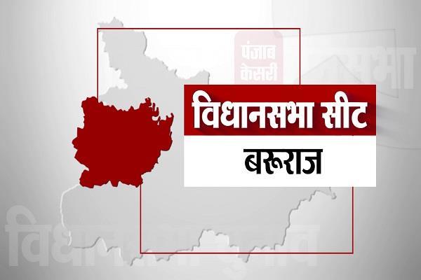baruraj assembly seat results 2015 2010 2005 bihar election 2020