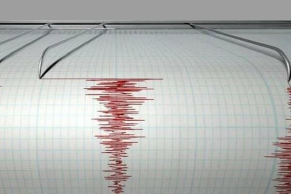earthquake tremors in japan s izu islands