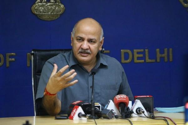 center will have to play a role in reducing pollution manish sisodia