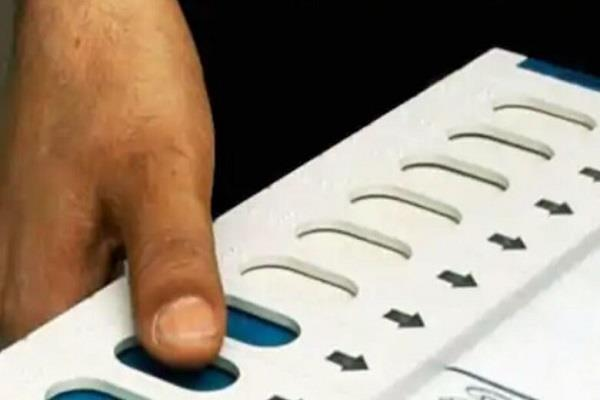 the outgoing mla will contest on six seats from the second party ticket