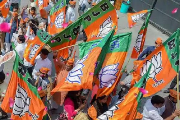 bjp will not contest these 5 districts in bihar elections