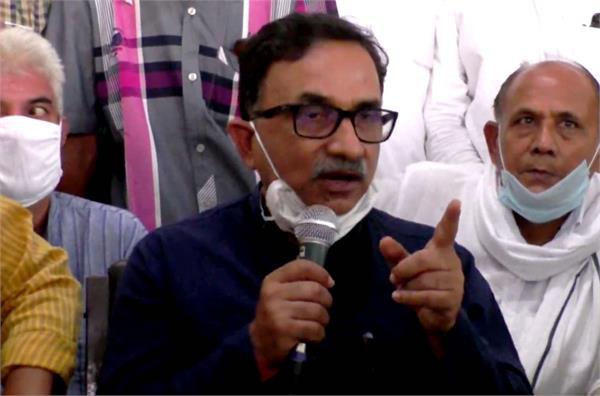 haryana congress incharge vivek bansal on khattar gvernment
