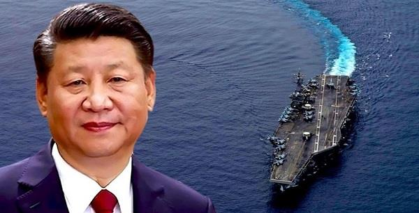 beijing on friendship drive in south china sea after us flexes muscles