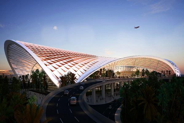 trichurapalli international airport to be rejuvenated