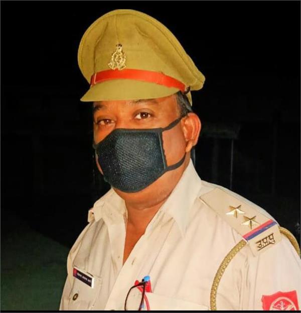 ambedkarnagar si asks for bribe to file case audio goes viral
