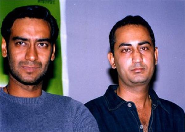 अजय देवगन पर टूटा दुखों का पहाड़, 45 साल की उम्र में छोटे भाई का निधन