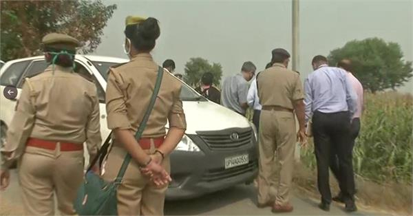 hathras incident interrogation of family members of accused ends
