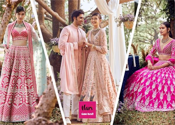 Wedding Vibes! नेचर से इंस्पायर्ड डिजाइनर अनिता डोंगरे की कलेक्शन पर डालिए एक नजर