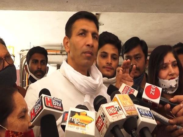jitu targeted general secretary kailash vijayvargiya