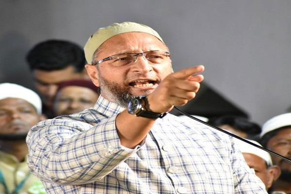 if bjp continues to win in bihar its rjd is responsible asaduddin owaisi