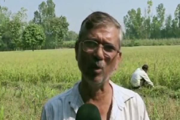 the farmers of meerut are very happy with the new agriculture bill
