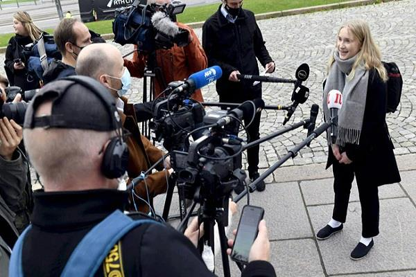 16 year old eva muerto became the prime minister of finland for a day
