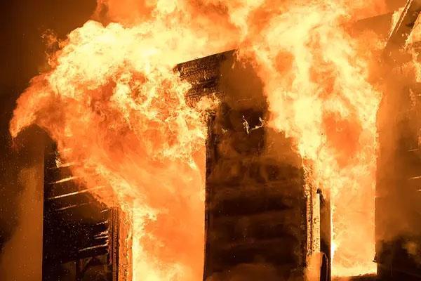 telka fire house ash