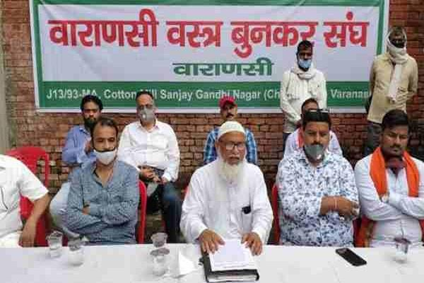 weavers  strike announced from october 15 on increased electricity rates